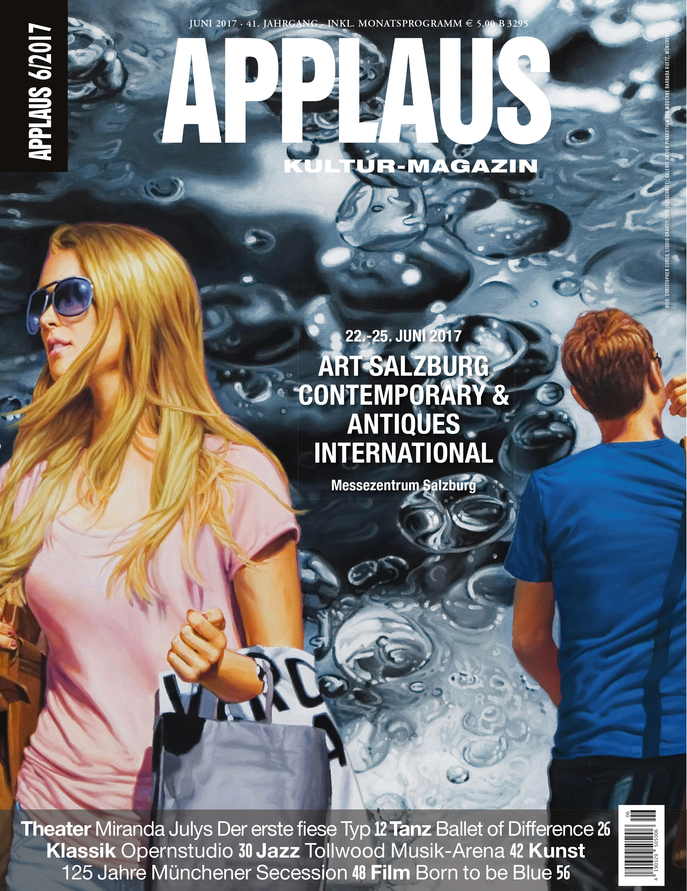 Applaus Kulturmagazin